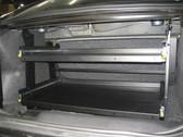 Havis 2011-2020 Dodge Charger Full Width Trunk Tray Bearing, Double Decker Shelves C-TTB-CHGR-4-DD