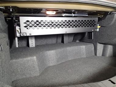 Havis Full Width Sliding Trunk Tray for 2013-2017 Ford Fusion C-TTB-FUS-1