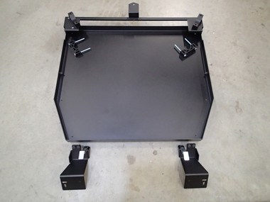 Havis 2013-2019 Ford Interceptor Utility Premium Fold Up Equipment Tray C-TTP-INUT-2