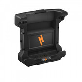 Havis Docking Station containing Internal Power Supply with Dual Pass-through Antenna for Dell's Latitude 12 Rugged Tablet DS-DELL-604-2