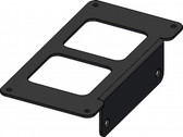 Havis Mounting bracket for attaching power supply to DS-DELL-610 Series, DS-GTC-600, or DS-PAN-420 Series docking stations LPS-204