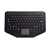 Havis Compact Rugged In-Vehicle Keyboard PRO-KB-112