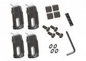 Havis Universal Tablet Mount Tall Lug Kit for UT-201 only UT-201-KIT-2