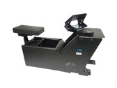 Gamber Johnson Ford PI Utility (2012-2019) console box with cup holder, armrest and TS5 motion attachment kit 7170-0166-06