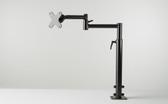 Gamber Johnson Zirkona Height-Adjustable Extending Desktop Mount 7170-0590