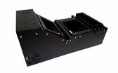Gamber Johnson Wide Body Console Box with Brother Pocket Jet Printer Mount 7160-0958
