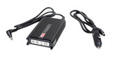 Gamber Johnson Lind 12-16V Automobile Power Supply for Dell Latitude 12 Rugged Tablet Docking Station 7300-0469