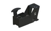 Gamber Johnson Kit: Ford Police Interceptor Utility (2013-2019) Console Box with Cup Holder and Side Mount Armrest 7170-0166-08