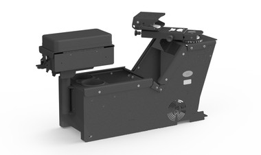 Gamber Johnson Kit: Ford PI Utility (2013-2019) console box, Cup Holder, Printer Arm Rest, and Mongoose 7170-0166-09