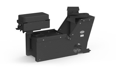 Gamber Johnson Kit: Ford PI Utility (2013-2019) console box, Cup Holder, Printer Arm Rest, and TS5 Quad Motion Attachment 7170-0166-10