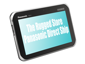 Panasonic Toughpad FZ-L1AC-02AM Front View