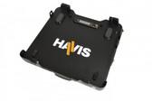 Havis Dock w Dual Pass for Panasonic Toughbook 33, 2-in-1 Laptop DS-PAN-1101-2