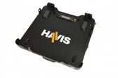 Havis Dock for Panasonic Toughbook 33, 2-in-1 Laptop w Dual Pass & Power Supply DS-PAN-1102-2