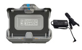 Gamber Johnson Getac UX10 Tablet Cradle with 120W Auto Power Adapter (TRI RF-SMA) 7170-0738-03