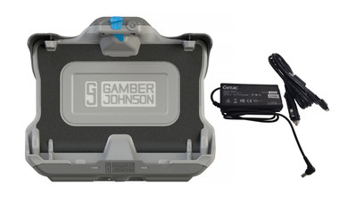Gamber Johnson Getac UX10 Tablet Cradle with 120W Auto Power Adapter (NO RF) 7170-0738-00