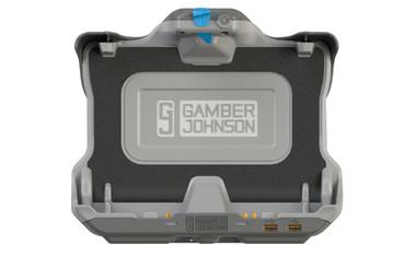 Gamber Johnson Getac UX10 Tablet Docking Station (TRI RF-SMA) 7160-1252-03