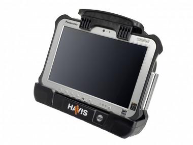 Havis Dock for FZ-G1 Toughpad w Non-RF DS-PAN-721