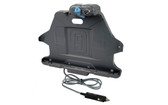 Gamber Johnson Samsung Galaxy Tab Active Pro Docking Station with Cigarette Lighter Connector 7160-1418-20