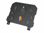 Havis Docking Station with Triple Pass-through Antenna for Dell's Latitude 14 Rugged and Latitude 12 & 14 Rugged Extreme Notebooks Basic Port Replication) DS-DELL-415-3