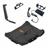 Havis Cradle for Getac S410 w Tri-Rf, Power supply, Mounting Bracket & Screen Support PKG-DS-GTC-618-3
