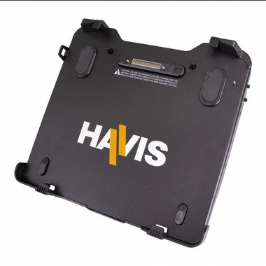 Havis Dual Pass Dock for Panasonic Toughbook 33, 2-in-1 Laptop DS-PAN-1111-2