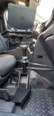 Havis 2020 Ford Interceptor Utility and Ford Retail Explorer Premium Passenger Side Mount Package PKG-PSM-3006