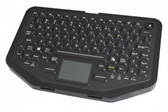 Havis Bluetooth Wireless Illuminating Rugged Keyboard KB-103