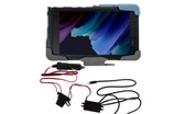 Gamber Johnson Samsung Galaxy Tab Active2/Active3 Lite Charging Cradle with Cigarette Lighter Connector 7160-1148-10