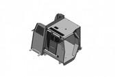 Havis K9 Prisoner Transport System for 2021 Chevrolet Tahoe BLACK K9-C26-PT-B