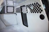Havis Extended Dual Dog K9 Transport System for 2021 Chevrolet Tahoe K9-C26-XL