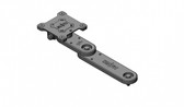 """Havis Light-Duty Arm Mount With 6"""" Base, 3"""" Extension MD-ARM-0603"""