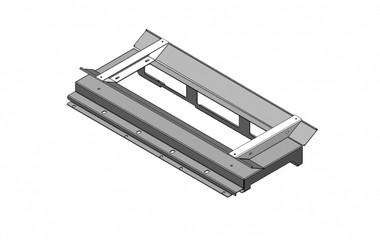 Havis Modular Storage Drawer Mount for 2021 Chevrolet Tahoe SBX-5008