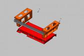 Havis Modular Storage Drawer Mount for 2011-2021 Dodge Durango SBX-5003