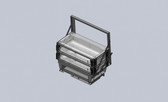Havis Adapter Kit for Pro-Gard Partition to Havis Storage Mount in 2011-2021 Dodge Durango SBX-5003-PROKIT