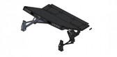 Havis 2020-2021 Ford Interceptor Utility Premium Raised Fold-Up Cargo Plate with 200 lbs Lift Struts C-TTP-INUT-1201