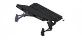 Havis 2020-2021 Ford Interceptor Utility Premium Raised Fold-Up Cargo Plate with 80 lbs Lift Struts C-TTP-INUT-1201-80