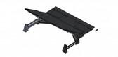 Havis 2020-2021 Ford Interceptor Utility Premium Low-Profile Fold-Up Cargo Plate with 80 lbs Lift Struts C-TTP-INUT-1200-80