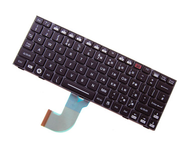 Replacement keyboard for Panasonic Toughbook CF-19 and CF-18 N2ABZY000078