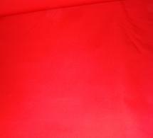 Twill Bright Red 7.5 oz Cotton