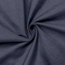 Sheeting Poplin Navy Blue 6 oz
