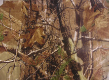 Twill Polycotton Camouflage Realtree AP