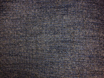 CANVAS RUSTIC STYLE UHPOLSTERY FABRIC DEEP DENIM BLUE MIXED