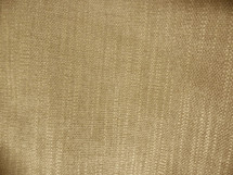"14 1/2 YDS LONG X 57"" WIDE UNIQUE EARTH BEIGE UHPOLSTERY FABRIC HEAVY CANVAS"
