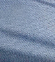 "MED BLUE COTTON Canvas Duck Fabric 8 OZS 60"" WIDE CLOTHING UPHOLSTERY"