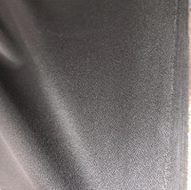 Black Water Repellent Vinyl Fabric Faux Leather Upholstery Pleather