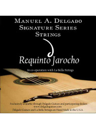 Delgado Requinto Jarocho Signature Strings