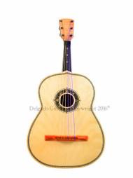 La Tradición Serenata Guitarrón (Clavijas)