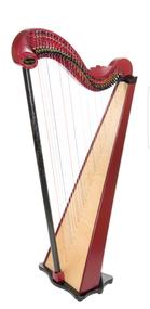 Serrana Harp Complete w/Case