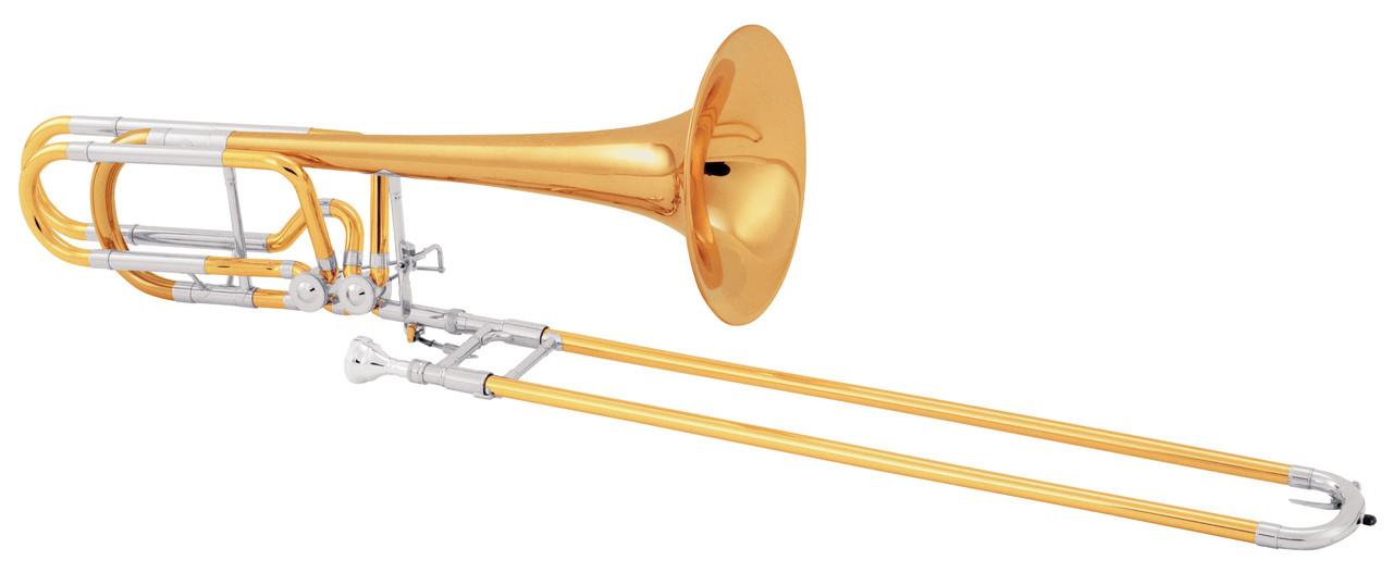 C G  Conn Professional Model 62HI Bass Trombone