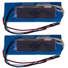 72V 20Ah V5 LiFePO4 Battery Packs